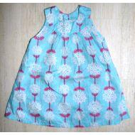 Virágos H&M ruha