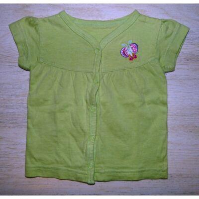 Pillangós kislány póló