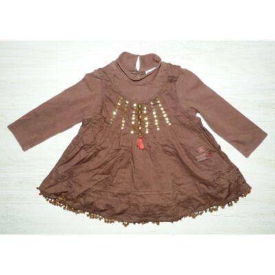 Egyedi baba tunika/kisruha