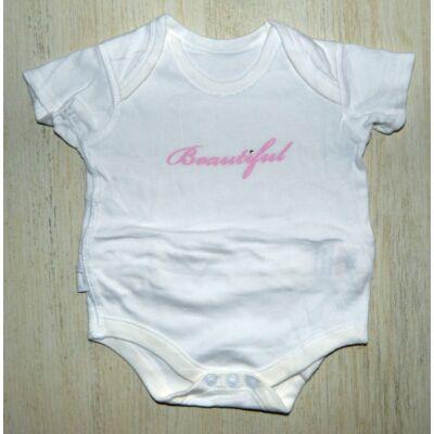 Egyedi kislány body