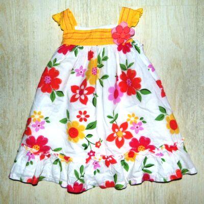 Virágos kislány ruha