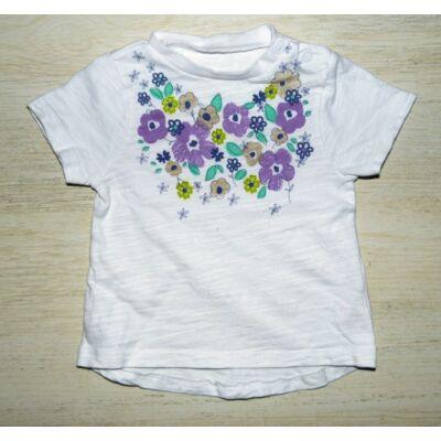 Virágos babapóló