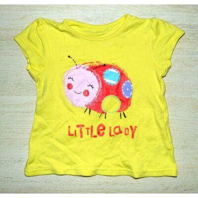 Katicás kislány póló