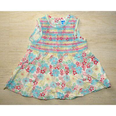 Virágos tunika/ruha